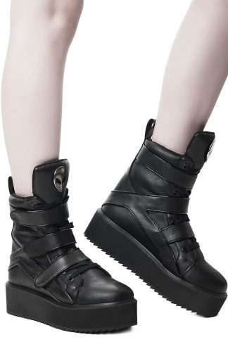 Killstar She's Out There Trainers Sneaker