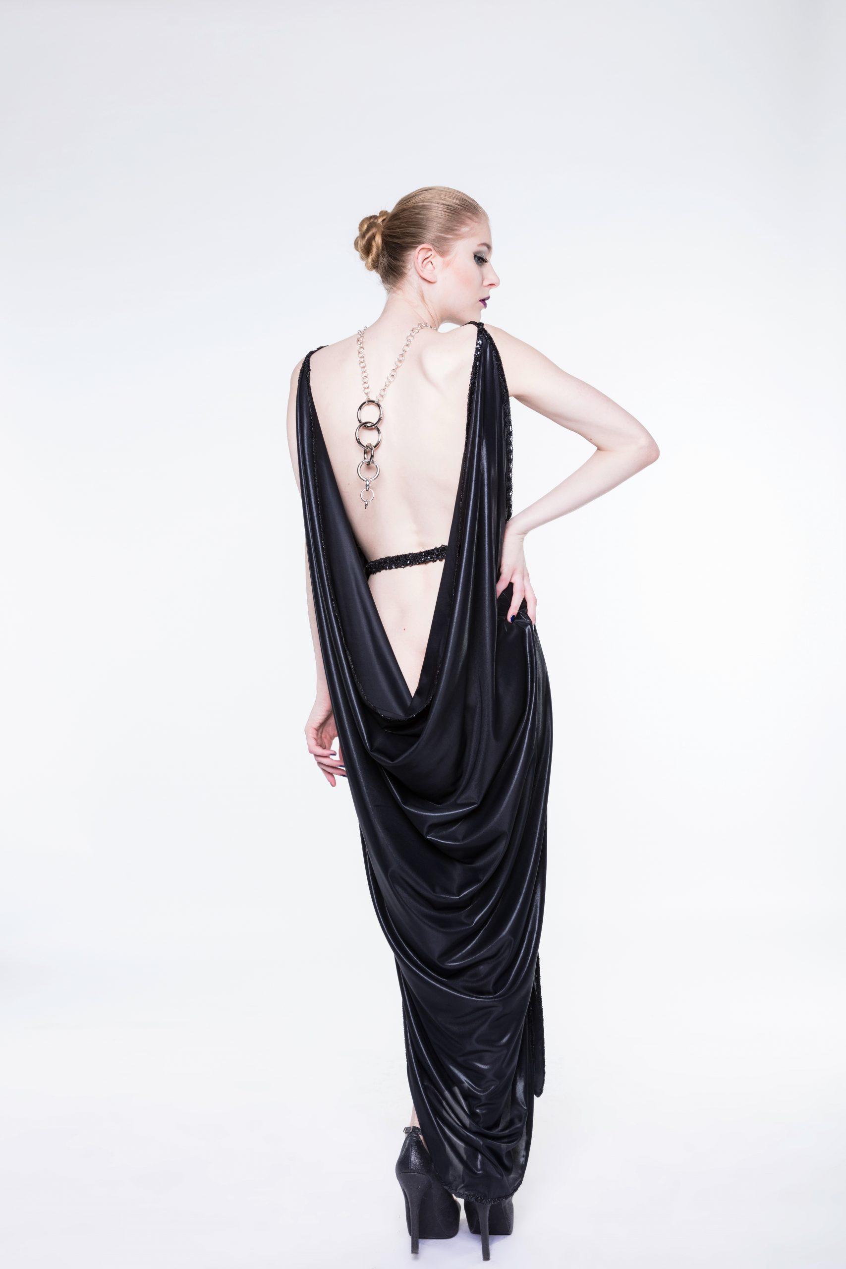 Wehmuth Kleid rückenfrei